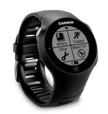 Buzz Article: Introducing Garmin's Forerunner 610 with Touchscreen