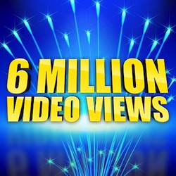 Buzz Article: 6 Million views! GPS City's YouTube channel is on fire
