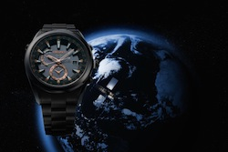 Buzz Article: Seiko announces the Astron, the first GPS solar watch