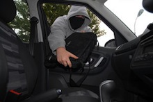 Buzz Article: GPS tracks thieves.