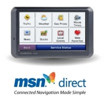 Buzz Article: MSN Direct Discontinued as of January 1, 2012