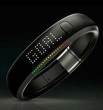 Buzz Article: Nike+ FuelBand, an iPhone Compatible Fitness Accessory