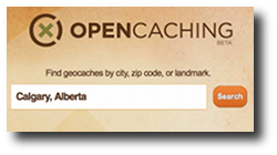 Buzz Article: Move over geocaching.com, OpenCaching is here!