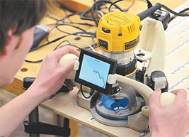 Buzz Article: GPS For Your Power Tools