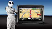 Buzz Article: TomTom's Limited Edition Top Gear GPS