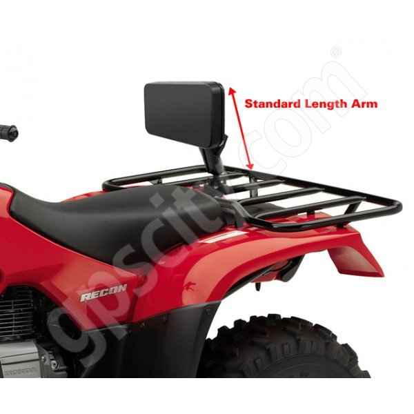 RAM Mount Padded ATV Back Rest Medium RAM-101U-235Z-BR1