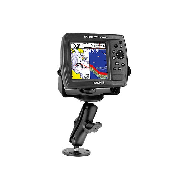 RAM Mount Garmin Swivel Screw Down Mount RAM-101-G2U