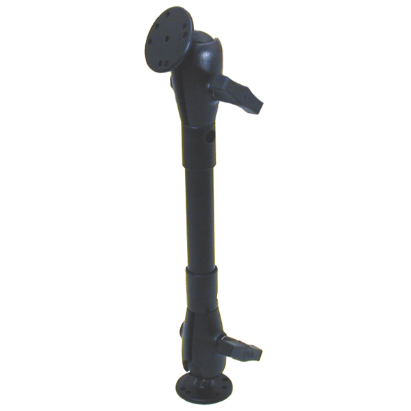 RAM Mount 1.5 Ball and 8 in Arm with 2x2.5 in Plate