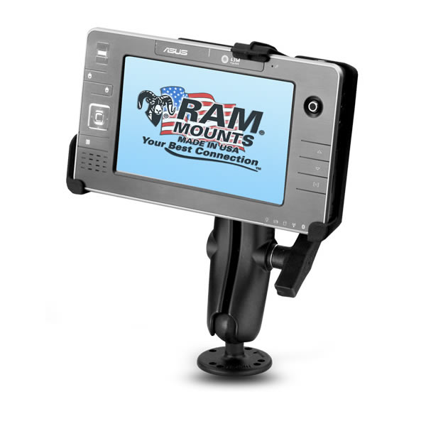 RAM Mount Asus R2H Tablet Cradle on Flat Surface Mount