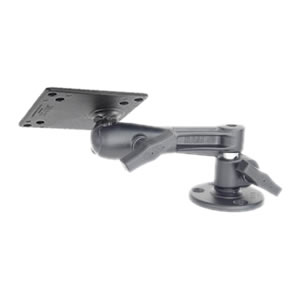 RAM Mount Horizontal Post Swing Arm VESA Plate Mount