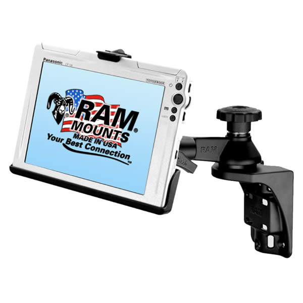 RAM Mount Panasonic Toughbook CF-08 Vertical Swing Arm Mount