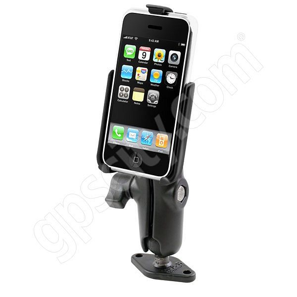 RAM Mount Apple iPhone 3G 3GS Mini Surface Mount RAM-B-102-AP6