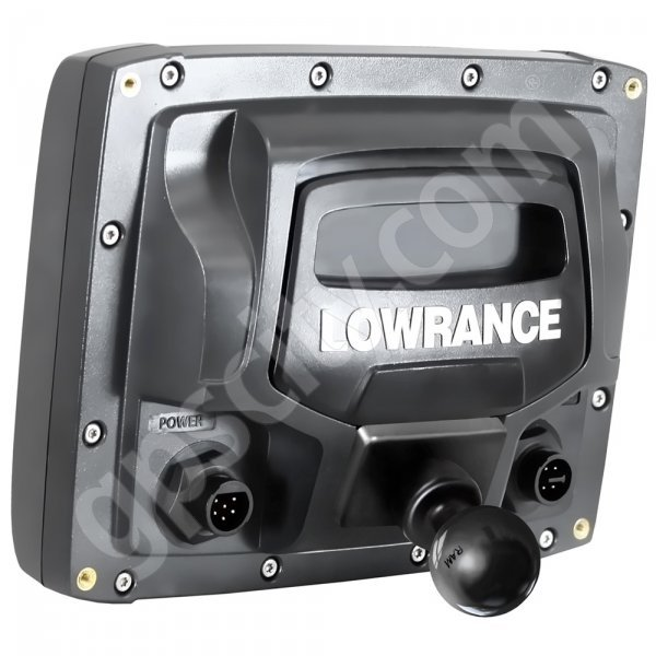 RAM Mount Lowrance Elite-5 and Mark-5 Series Quick Release Adapter with 1 inch Ball