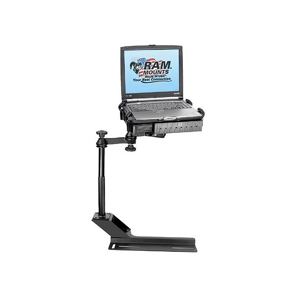 RAM Mount Dodge and Buick Dual Arm Laptop Vehicle Mount