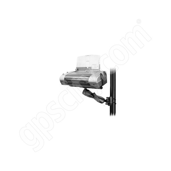 RAM Mount HP DeskJet 450 Printer Tele-Pole Mount RAM-VPR-103-1