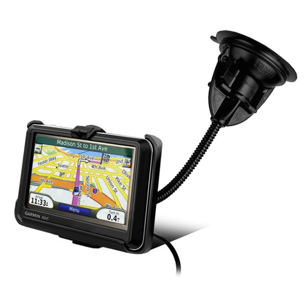 RAM Mount Garmin nuvi 7xx Flex Suction Mount