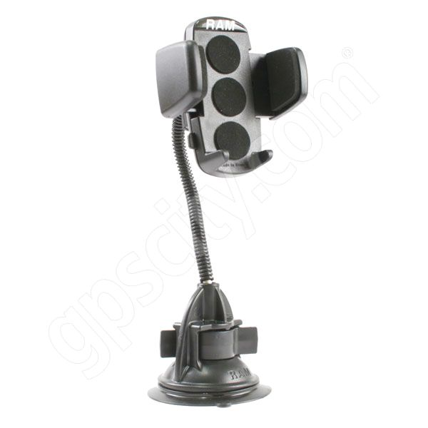 RAM Mount Universal Suction Mount Gooseneck RAP-105-6224-UN1U