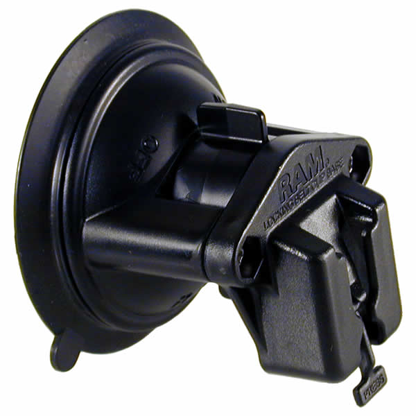 RAM Mount Standard Belt Clip with Suction Cup