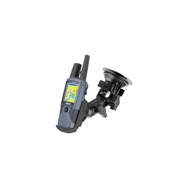 RAM Mount Garmin Rino 500 Pivot Suction Cup Mount
