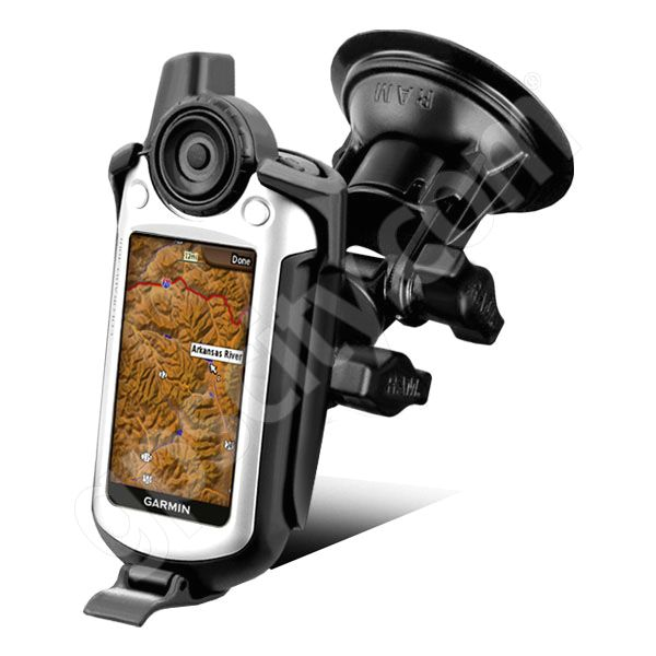 RAM Mount Garmin Colorado Series Pivot Suction Cup Mount