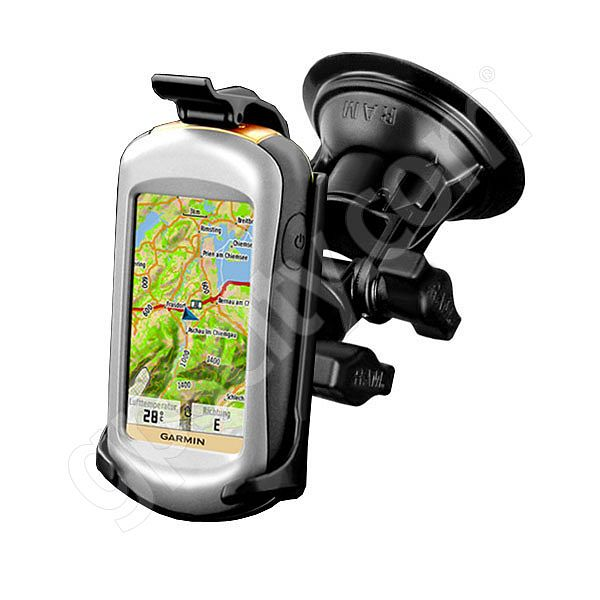 RAM Mount Garmin Oregon Series Pivot Suction Cup Mount