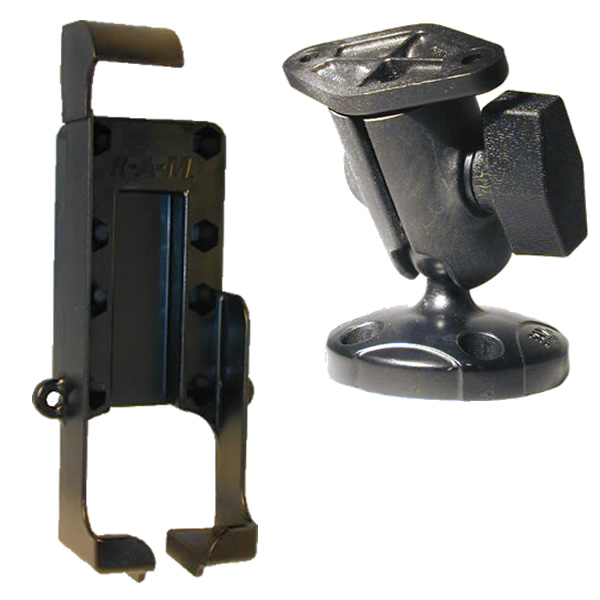RAM Mount Garmin GPS 48 Short Screw Mount RAP-B-104-GA3U
