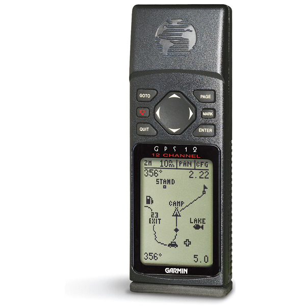 Garmin GPS 12 Bilingual