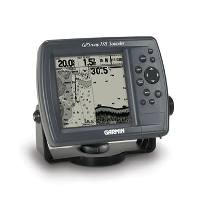 Garmin GPSMAP 178 Int Ant Single-Trans