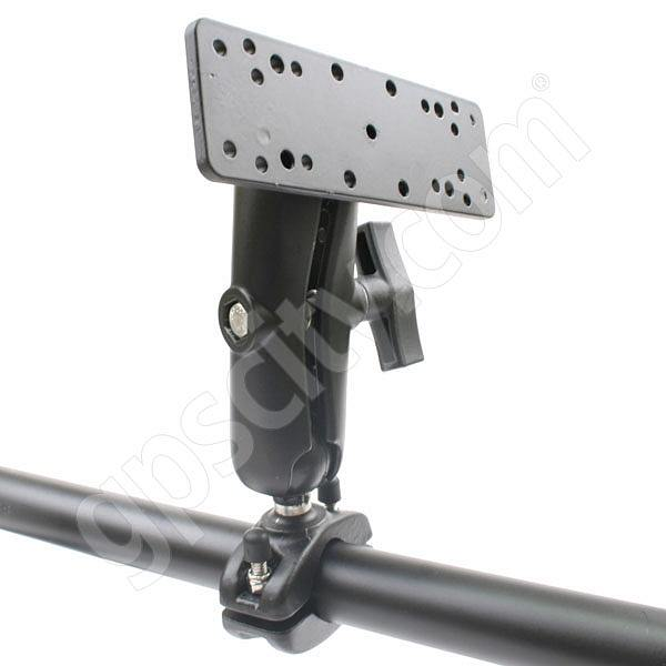 RAM Mount Rectangular Plate Standard Arm Rail Mount 1.5 ball