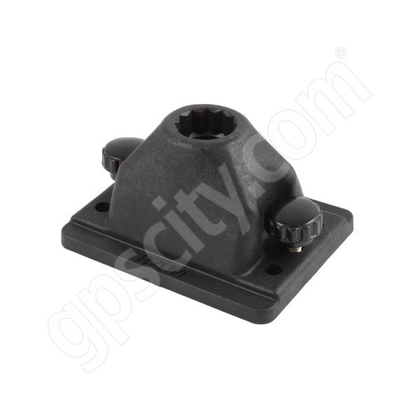 RAM Mount Plastic ROD 2000 Post Deck Track Base
