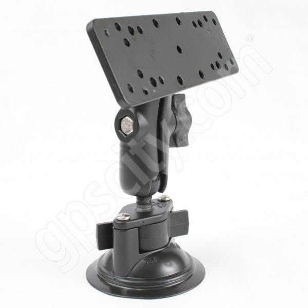 RAM Mount Marine Plate Suction Cup Mount 1.0 inch Ball