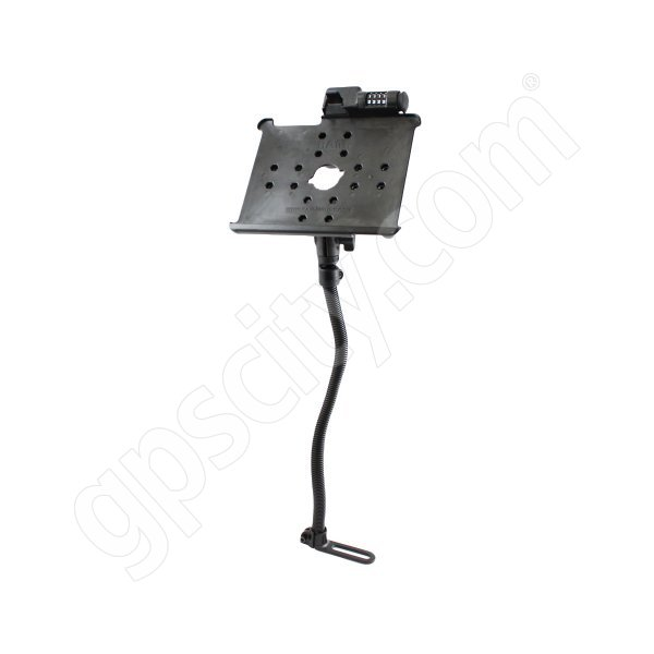 RAM Mount Apple iPad Locking Vehicle Mount RAM-B-316-1-AP8L Additional Photo #1