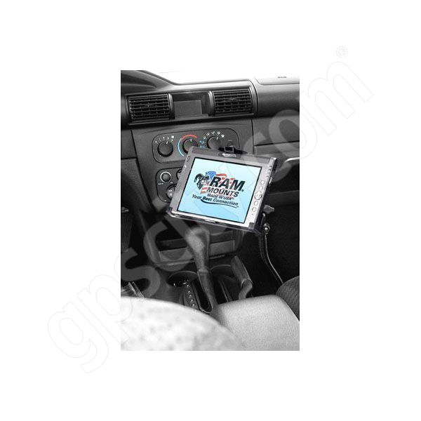 RAM Mount Motion LS800 Tablet UMPC Vehicle Floor Mount