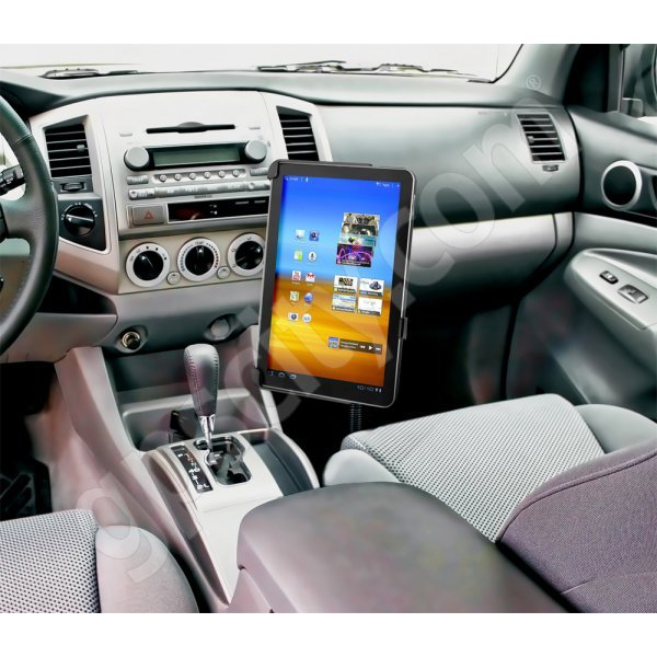 RAM Mount Samsung Galaxy Tab 10.1 Vehicle Floor Mount RAM-B-316-1-SAM5U Additional Photo #1