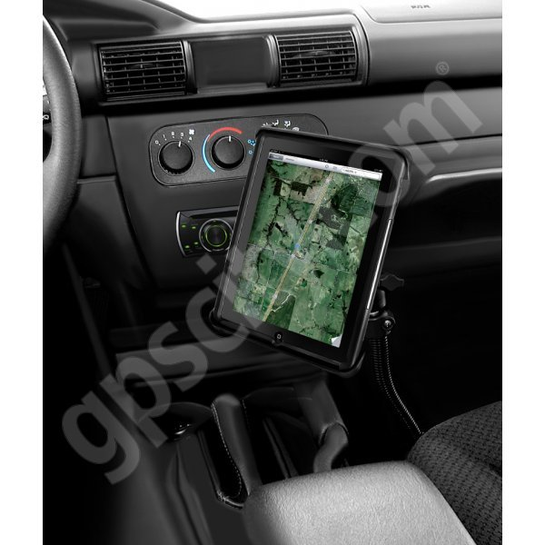 RAM Mount Tab-Tite-3 Tablet iPad iPad 2 Vehicle Mount RAM-B-316-1-TAB3U