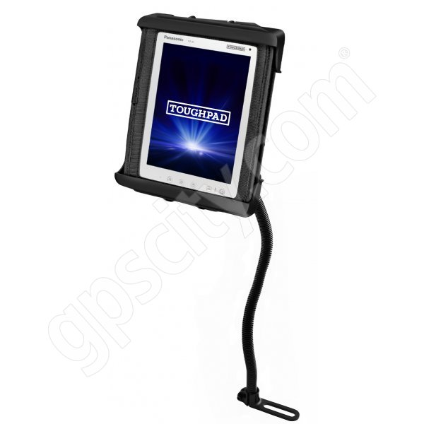 RAM Mount Tab-Tite 9 Panasonic Toughpad FZ-A1 Tablet Vehicle Floor Mount