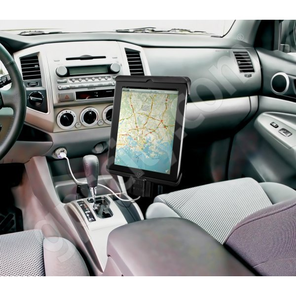 RAM Mount Universal iPad Tab-Lock Uni-Conn Vehicle Floor Mount RAM-B-316-1-TABDL7U