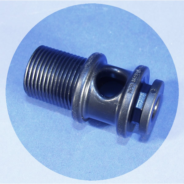 RAM Mount Plastic Marine Antenna Thread with Octagon Button Additional Photo #1