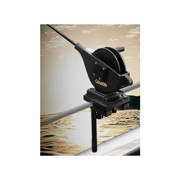 RAM Mount Plastic Quick Release Rail Mount for Downriggers Additional Photo #2