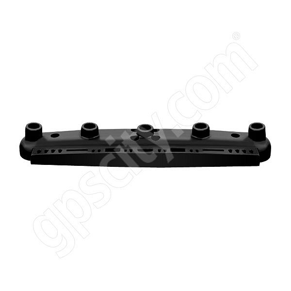 RAM Mount Plastic 5 Spot Rod Holder Surface Base