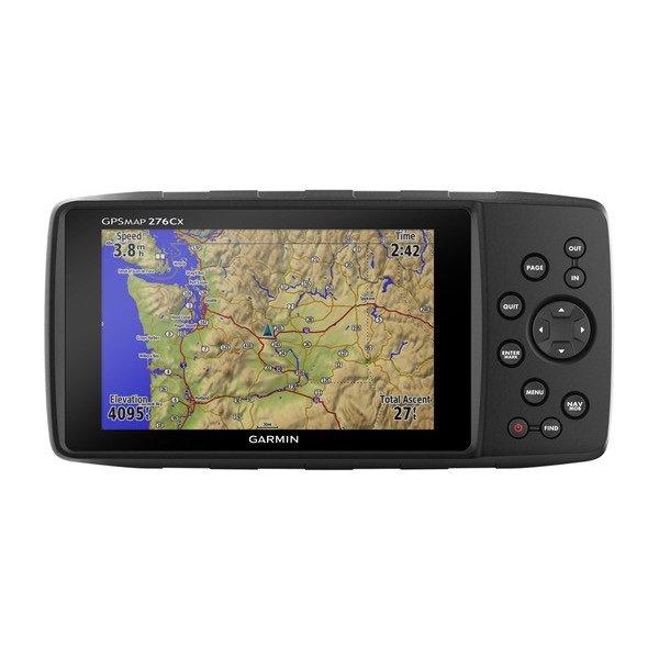 GPSMAP 276Cx All-Terrain GPS Navigator