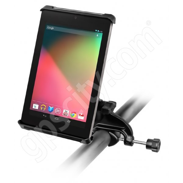 RAM Mount Tab-Tite Small Tablet Clamp Yoke Mount