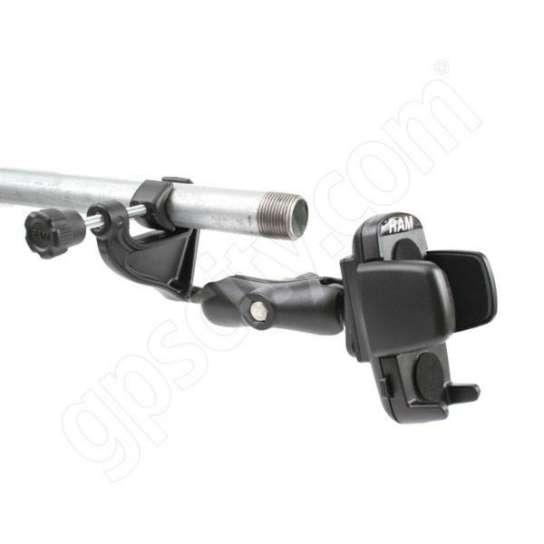 RAM Mount Small Side Clamp Cradle Yoke Mount