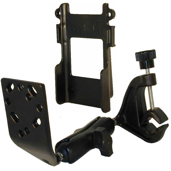 RAM Mount Radio Belt Clip Bar Yoke Extension Mount