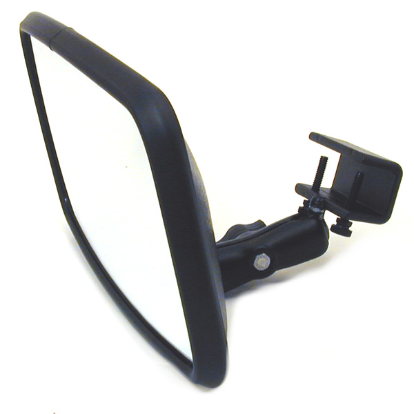 RAM Mount Rearview Mirror on Windshield Mount