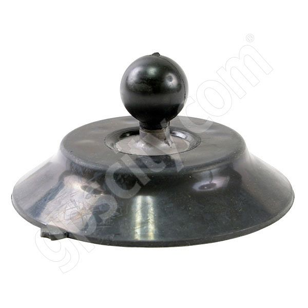 RAM Mount 4 inch dia Suction Base with 1 inch Ball