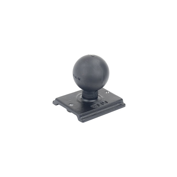 RAM Mount Track Plate with 2.25 inch Ball