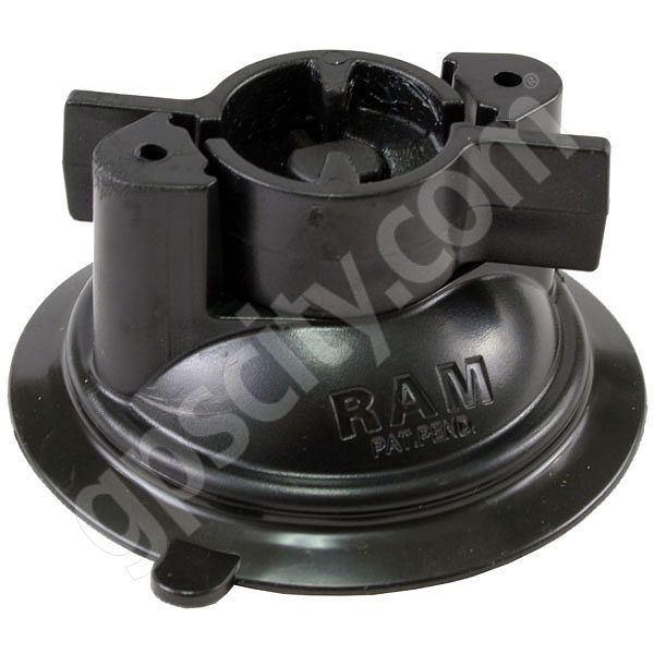 RAM Mount 200 BULK PACK 3.25 inch dia Locking Suction Cup Base