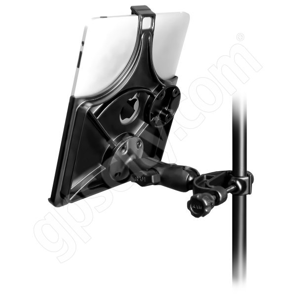 RAM Mount Apple iPad iPad 2 Clamp Mount RAP-B-121-AP8U