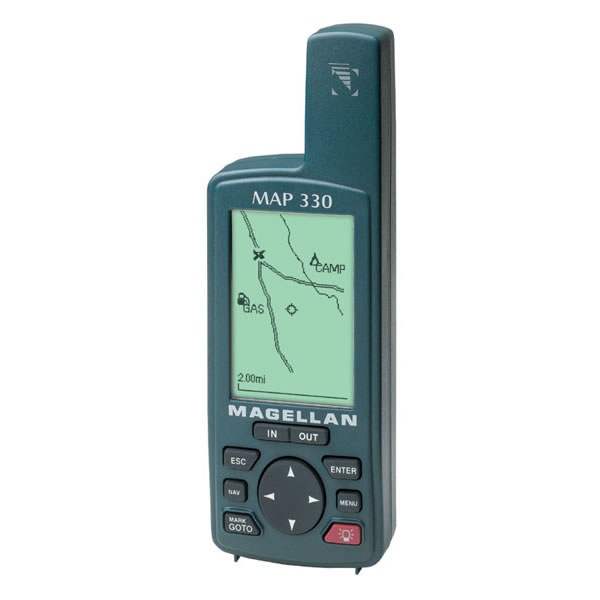 Magellan GPS 330MAP